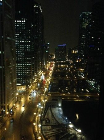 Wyndham Grand Chicago Riverfront: Gorgeous view from the window