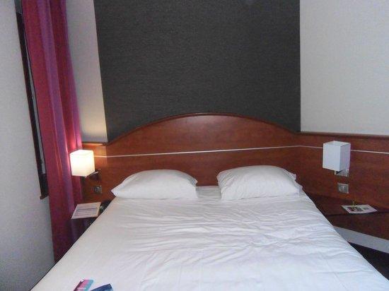 Ibis Styles Colmar Centre : le lit
