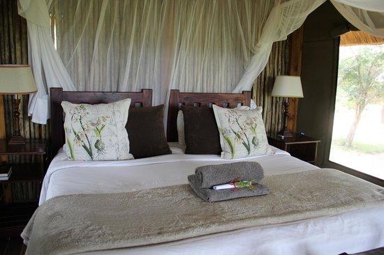 nThambo Tree Camp: The Princess Bed