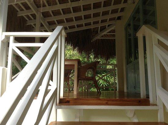 Hotel Piratas del Caribe: Terasa nº3