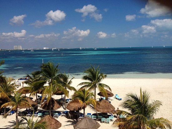 The Royal Cancun All Suites Resort: C villa view