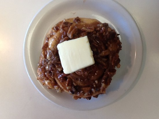 Grandma Zula's Kitchen: Caramel Roll (also available without pecans)