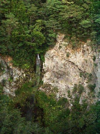 Rincon de La Vieja National Park: Catarata en Rincón de la Vieja