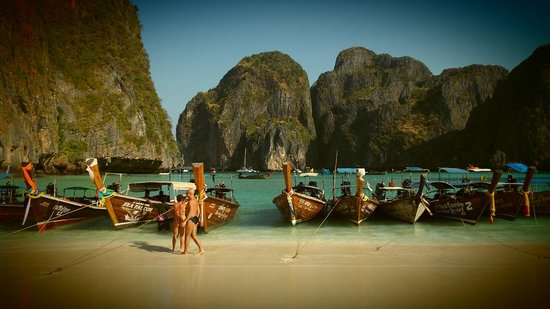 Indochina Odyssey Tours - Day Tours: The magical Maya Beach