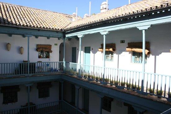 Hospes Las Casas del Rey de Baeza Sevilla: le patio n°2