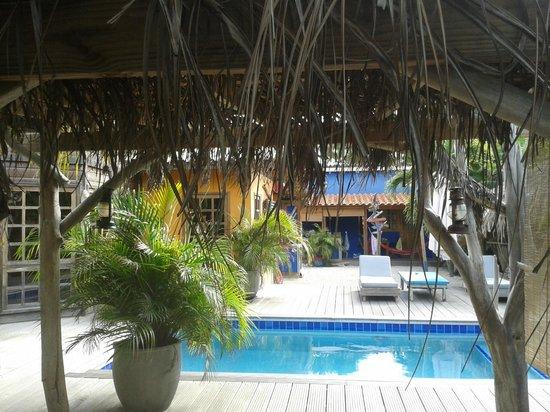zwembad by Casa Calexico