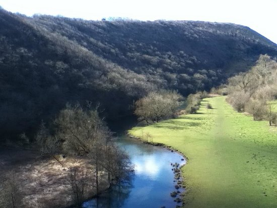 Monsal Trail: From the viaduct