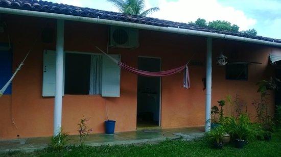 Geographic Boipeba Hostel: Quarto casal externo