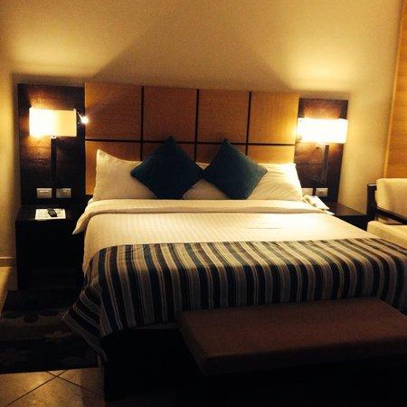 Cleopatra Luxury Resort Sharm El Sheikh: Bed