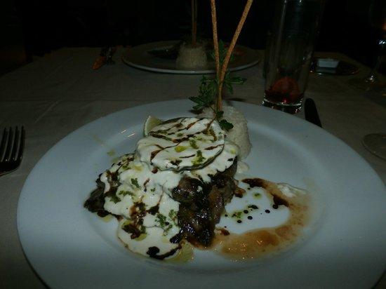 The Royal Suites Yucatan by Palladium: Steak