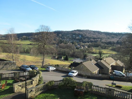 Sir William: VIEW FROM BEDROOM WINDOW