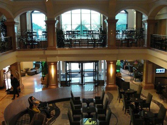 JW Marriott Hotel Rio de Janeiro : Lobby