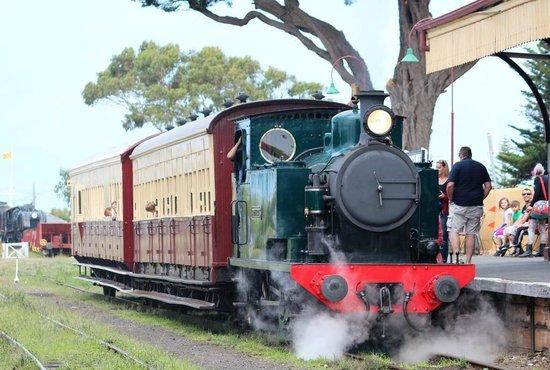 The Bellarine Railway