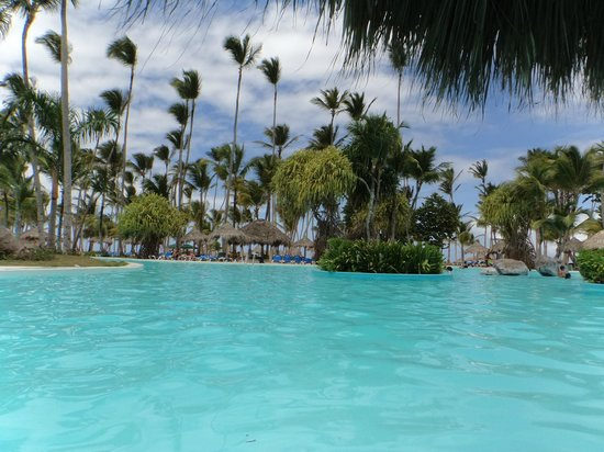 Melia Caribe Tropical All Inclusive Beach Golf Resort Piscina Do Hotel