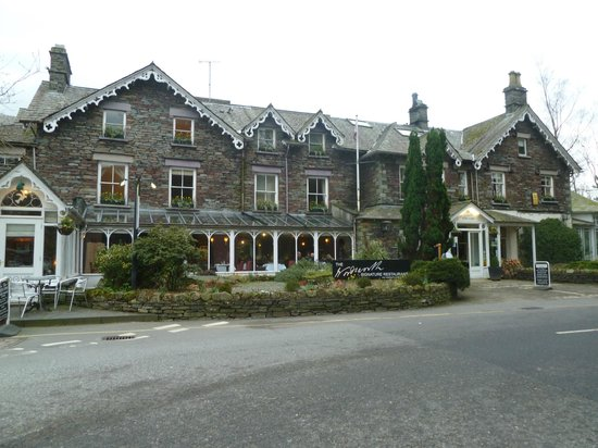The Wordsworth Hotel: Front View of Hotel