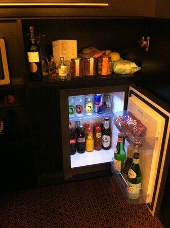 Hotel de Rome: frigo