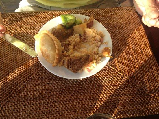 Bamboo Village Beach Resort & Spa: breakfast