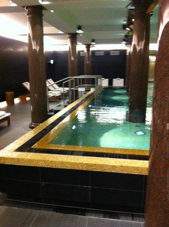Hotel de Rome: piscina lussuosa