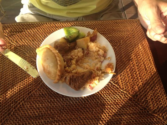 Bamboo Village Beach Resort & Spa: breakfast delights