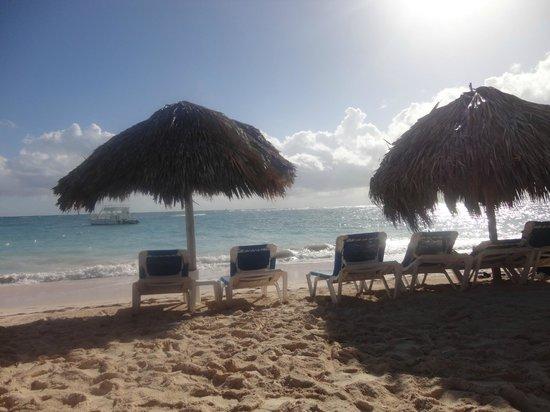 VIK Hotel Arena Blanca: The Beach