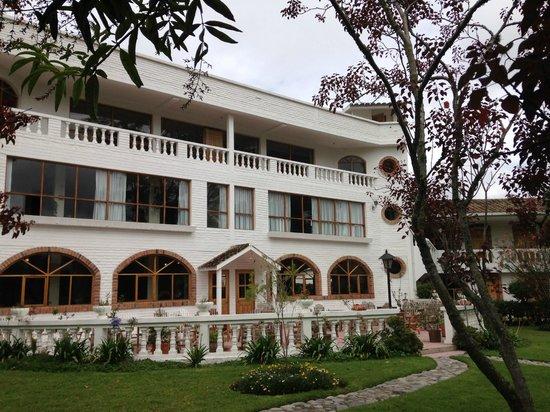 La Posada del Quinde: Hotel