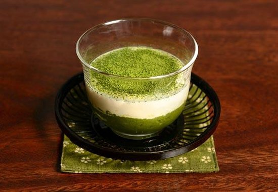 Akashi Gallery: Tiramisú de te verde