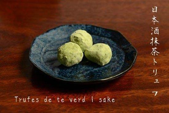 Akashi Gallery: Trufas de te verde