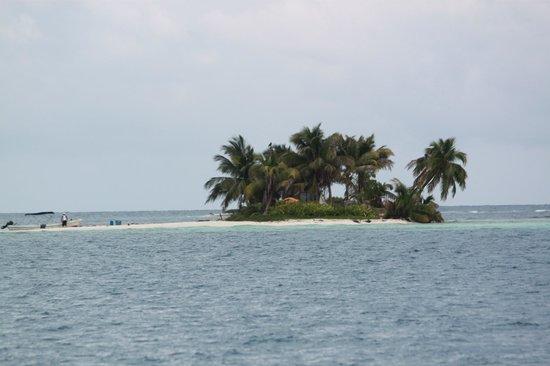 Joyce & Frank's Bed & Breakfast: Silk Caya Island
