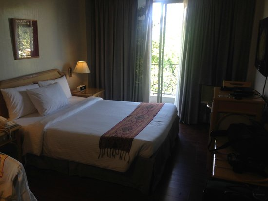 Casa Leticia Boutique Hotel : Bra säng