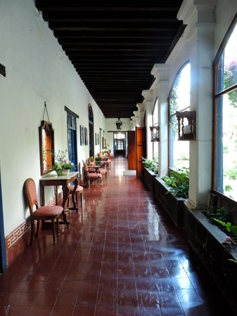 Hacienda Pinsaqui: Main Building