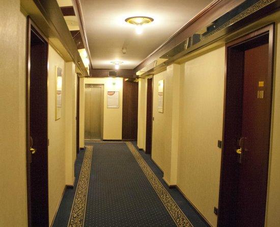 Novum Hotel Imperial Frankfurt Messe: Hall
