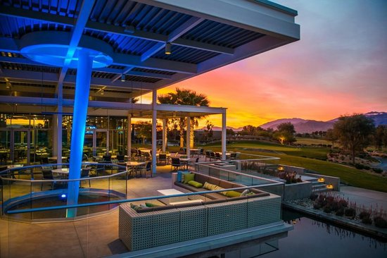 Best Patio View In Palm Springs Picture Of Escena Lounge And