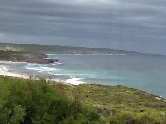 Southern Ocean Lodge: waterviews everywhere