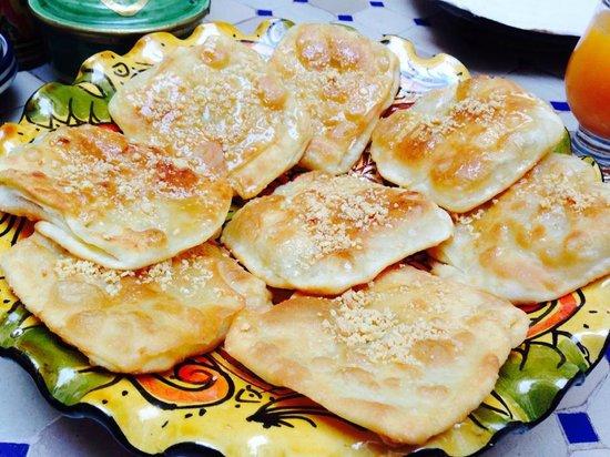 riad bianca : Deliciosos crêpes