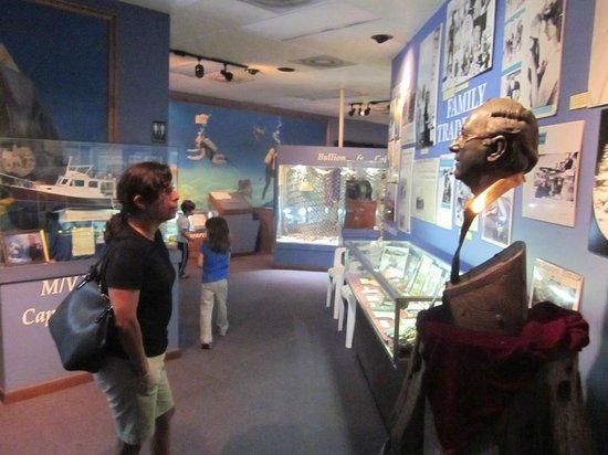 Mel Fisher's Treasure Museum: Mel Fisher Museum