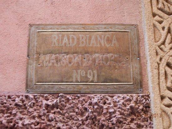 Riad Bianca