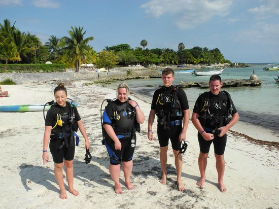 Akumal Dive Shop : Discover Scuba