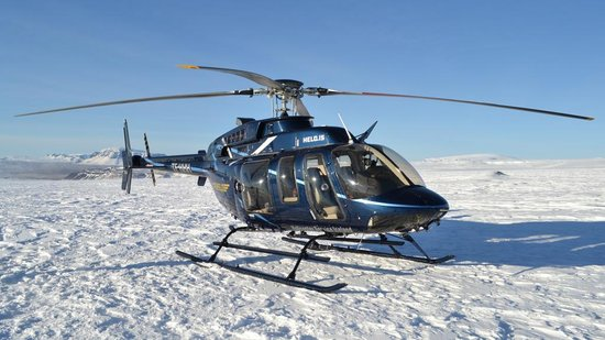 Helo Helicopter Service of Iceland: HELO.IS