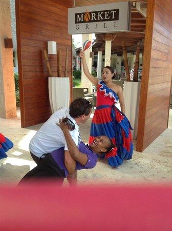 The Reserve at Paradisus Palma Real: Maria Cecilia y Caridad!!!!!!  Gracias por la alegria!!!!