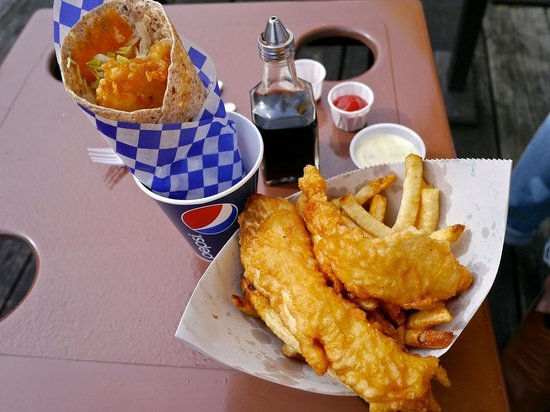 Pajo's Fish & Chips In Steveston