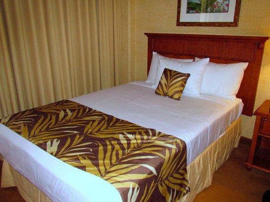 Waikiki Resort Hotel: Décoration des années 70