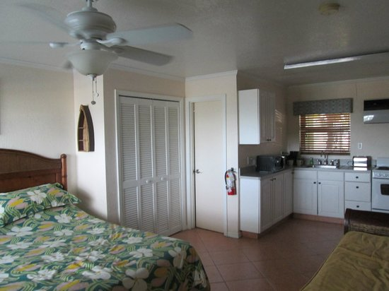Long Key (Cayo Víbora), FL: King suite with kitchen