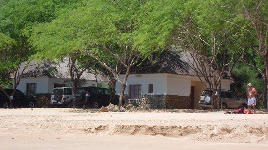 Cabo Ledo : bungaloow