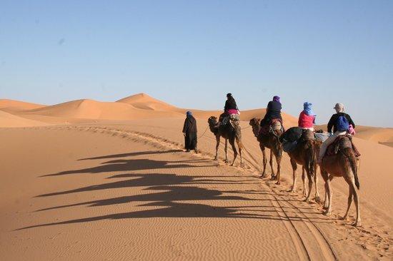 Trek Maroc Voyage: Merzouga