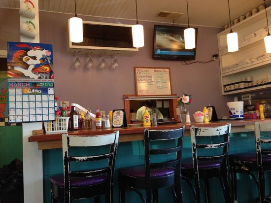 SeaCow Eatery: Inside the Eatery