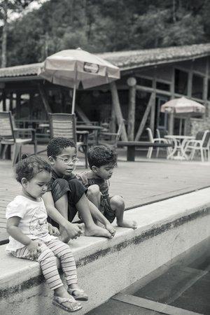 Pousada Paraiso Acu : Super família