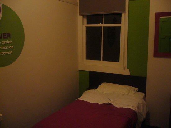 Jucy Snooze: 部屋