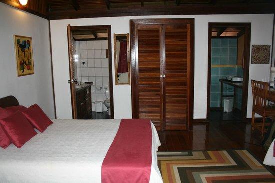 El Encanto Inn: lovely studio!