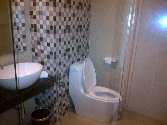 Premiera Hotel Kuala Lumpur : Toilet