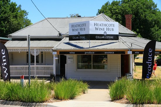 Heathcote Wine Hub